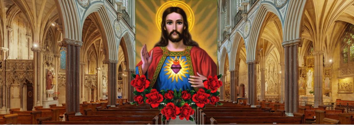 Sacré-Coeur à l'Église